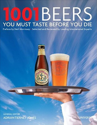 1001 Beers You Must Taste Before You Die at werd.com