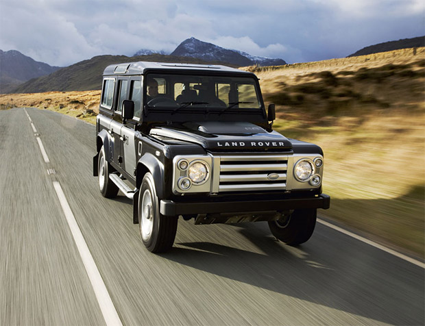 Land Rover Defender – Coming to America in 2013? at werd.com