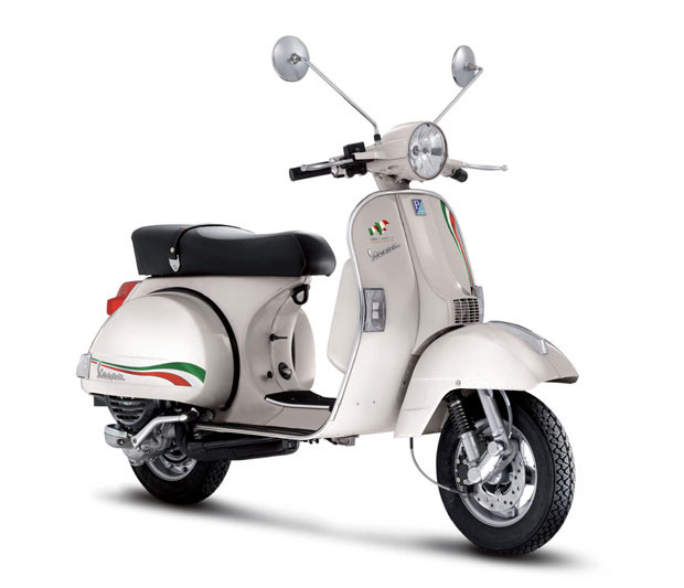150th Anniversary Vespa PX at werd.com