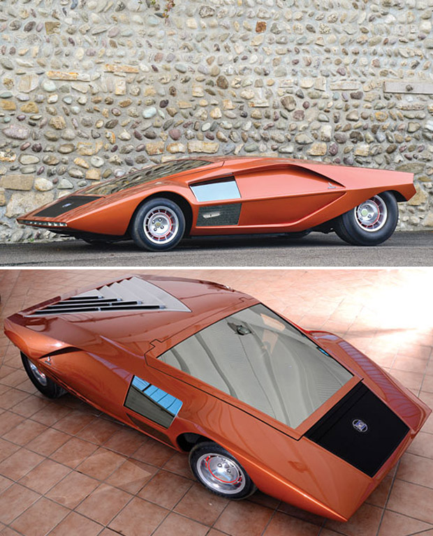 1970 Lancia Stratos HF 'Zero' Auction at werd.com