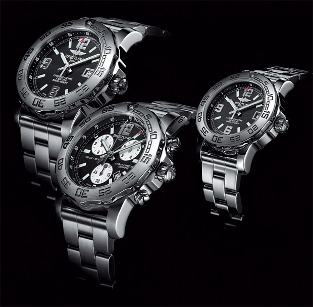 2011 Breitling Colt Collection at werd.com
