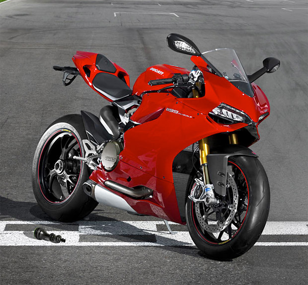 2012 Ducati 1199 Piangale at werd.com