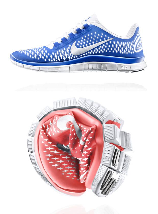 2012 Nike Free Running Shoe at werd.com