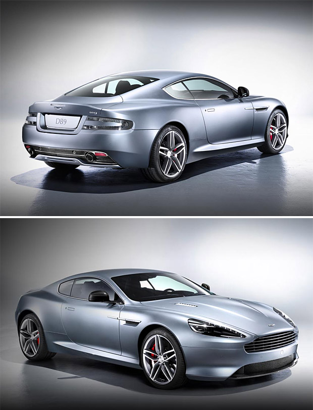2013 Aston Martin DB9 at werd.com