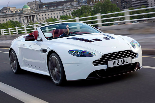 2013 Aston Martin V12 Vantage Roadster at werd.com