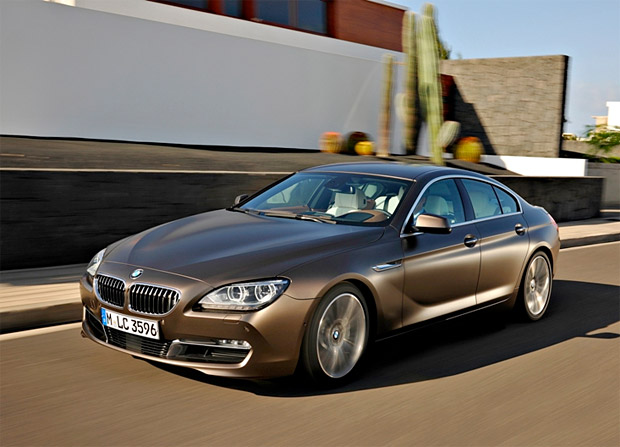 2013 BMW 6 Series Gran Coupe at werd.com