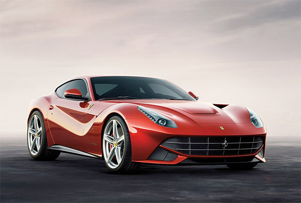 Ferrari F12 Berlinetta Price