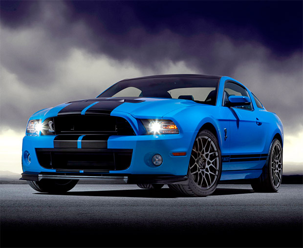 2013 Ford Shelby GT500 at werd.com