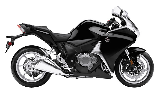 2013 Honda VFR1200F at werd.com