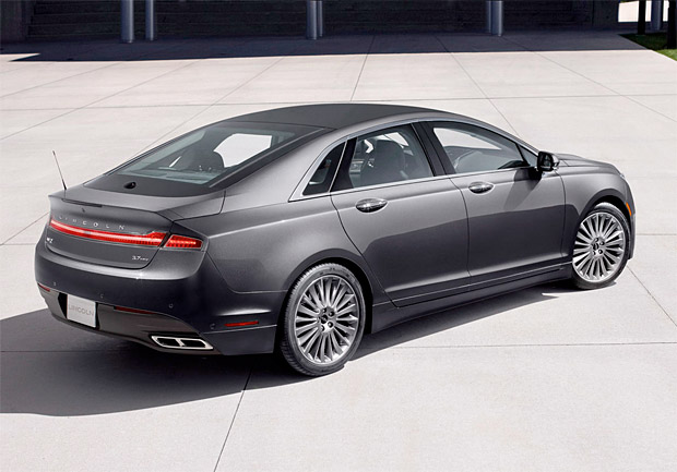 2013 Lincoln MKZ at werd.com
