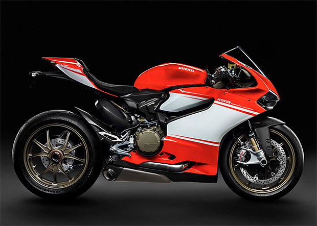 2014 Ducati 1199 Superleggera at werd.com