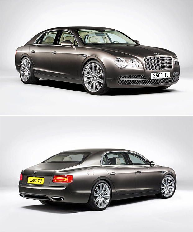 2014 Bentley Flying Spur at werd.com