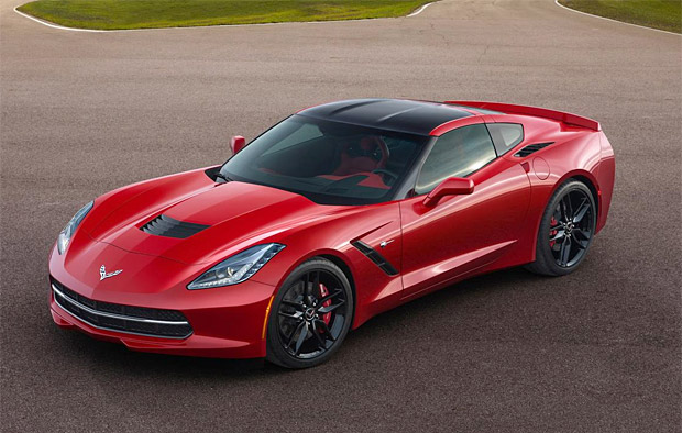 2014 Corvette Stingray at werd.com