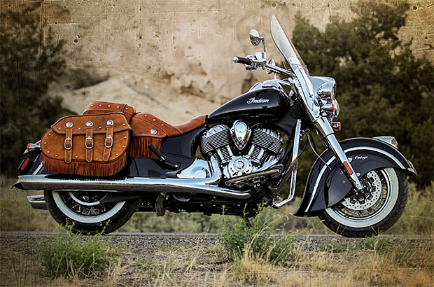 2014 Indian Motorcycles at werd.com
