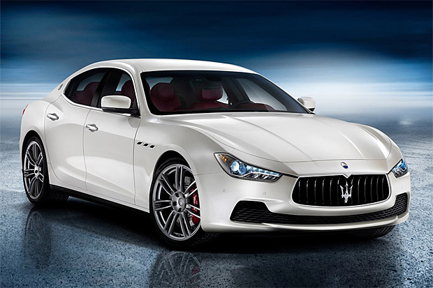 2014 Maserati Ghibli at werd.com