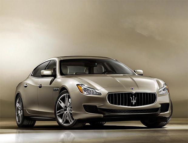 2014 Maserati Quattroporte at werd.com
