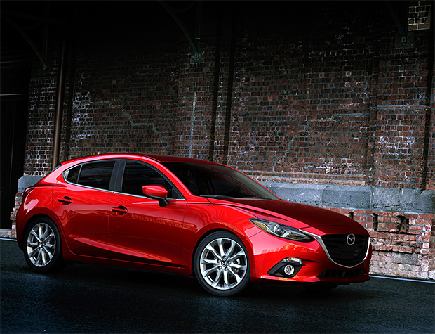 2014 Mazda3 at werd.com