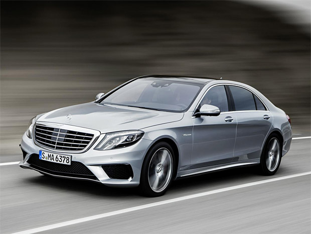 2014 Mercedes-Benz S 63 AMG at werd.com