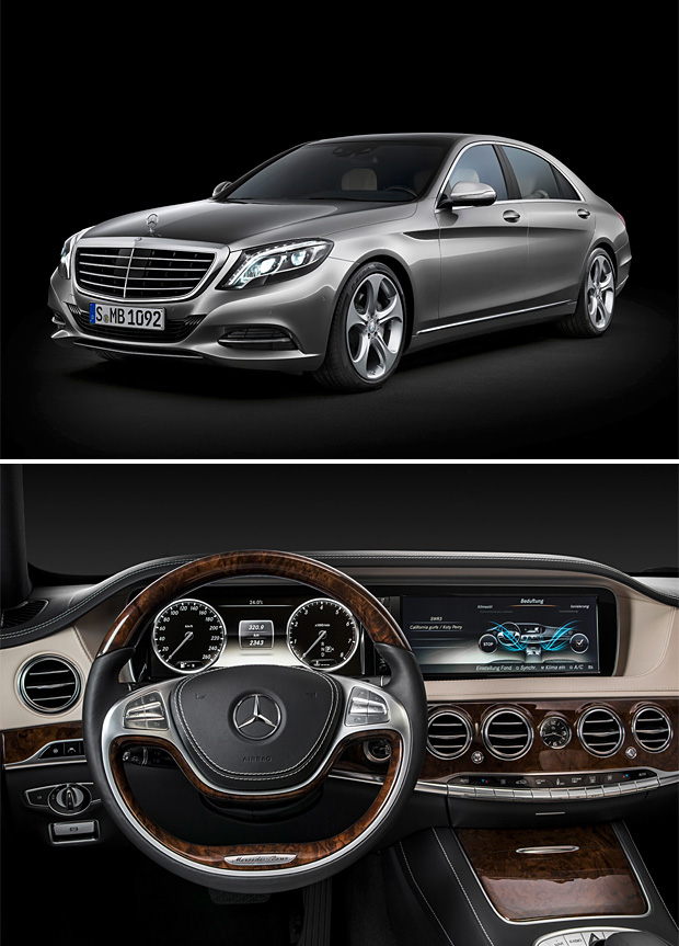 2014 Mercedes-Benz S-Class at werd.com