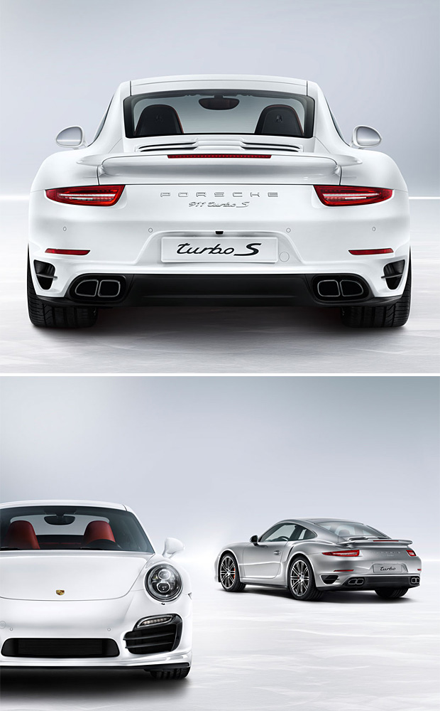 2014 Porsche 911 Turbo and Turbo S at werd.com