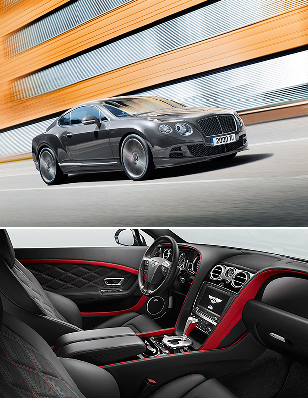 2015 Bentley Continental GT Speed at werd.com