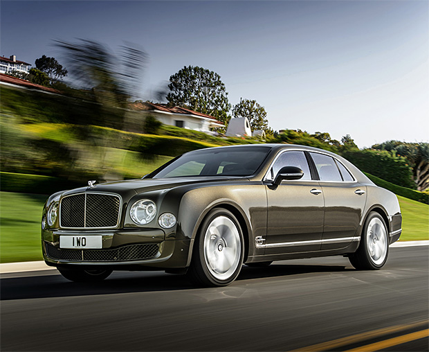 2015 Bentley Mulsanne Speed at werd.com