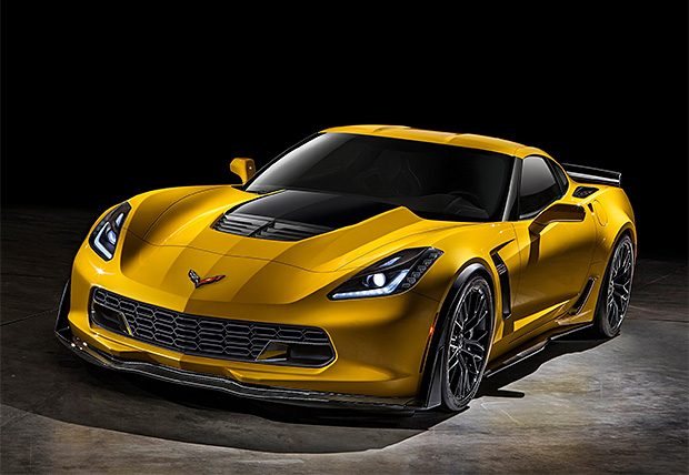 2015 Corvette Z06 at werd.com