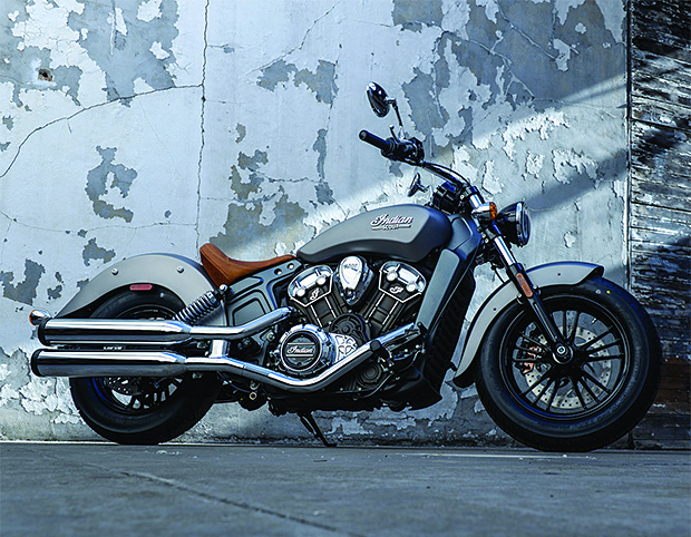 2015 Indian Scout at werd.com