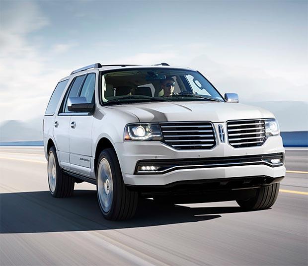 2015 Lincoln Navigator at werd.com