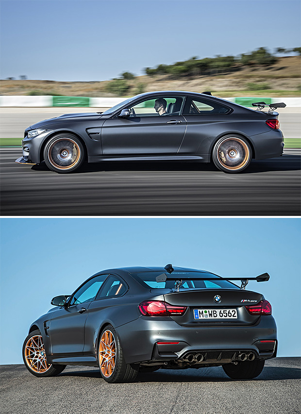 2016 BMW M4 GTS at werd.com