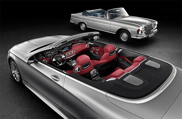 2017 Mercedes S-Class Cabriolet at werd.com