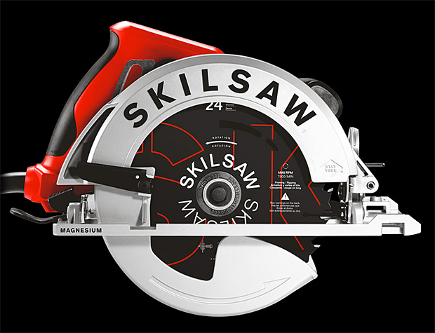 All New Skilsaw Sidewinder at werd.com