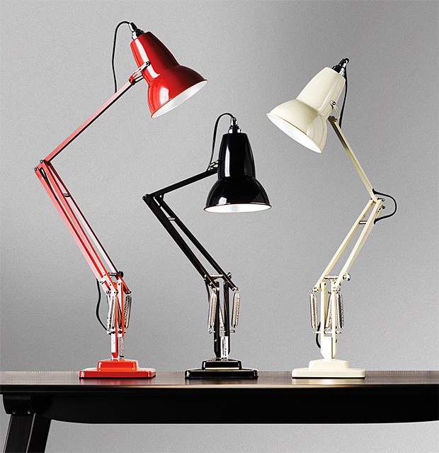 Anglepoise 1227 Desk Lamp at werd.com