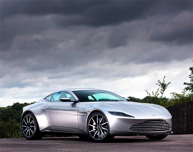 Aston Martin DB10 Auction at werd.com