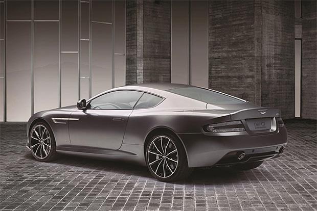 Aston Martin DB9 GT Bond Edition at werd.com
