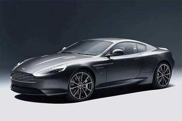 Aston Martin DB9 GT at werd.com
