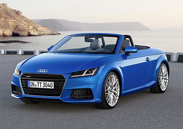 2015 Audi TT & TTS Roadster at werd.com