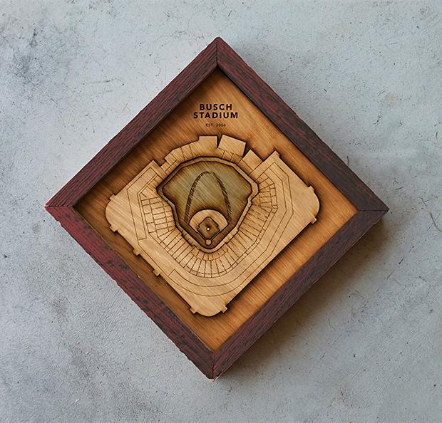 Ballpark Diamonds at werd.com