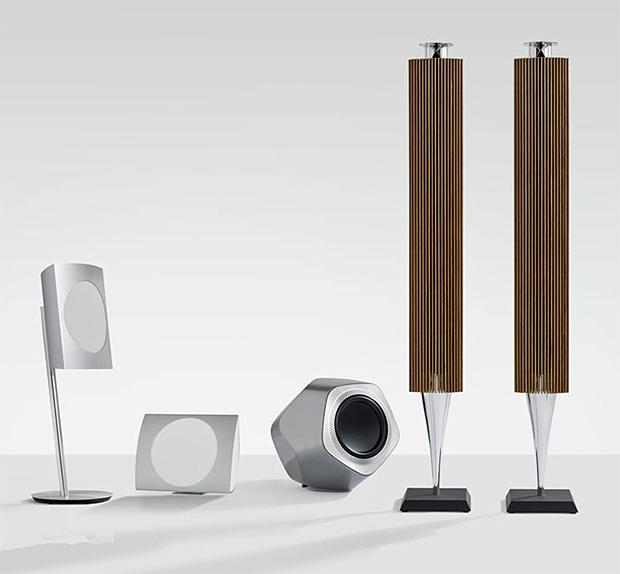 wireless loudspeakers
