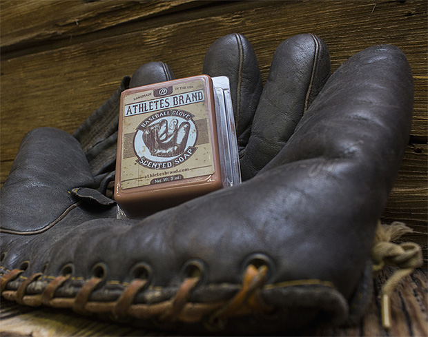 Baseball Glove Scented Soap at werd.com