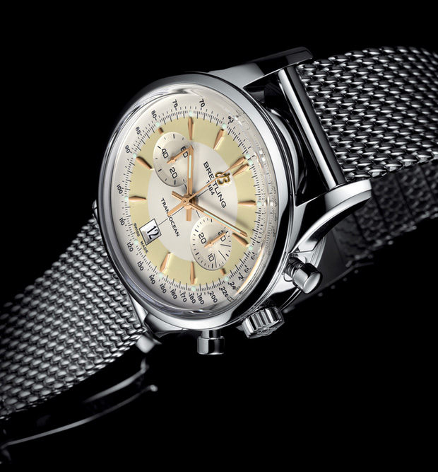 Breitling Transocean Chronograph Edition at werd.com