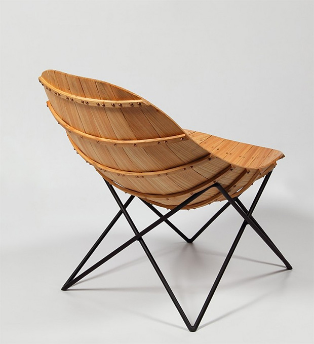 Carvel Chair at werd.com