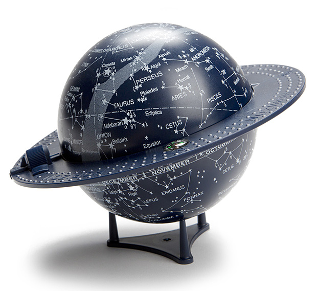 Constellation Globe at werd.com