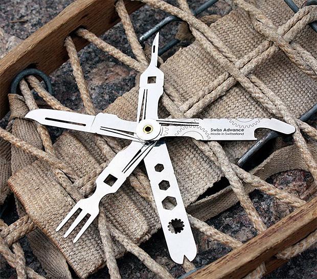 Crono Pocket Knife at werd.com