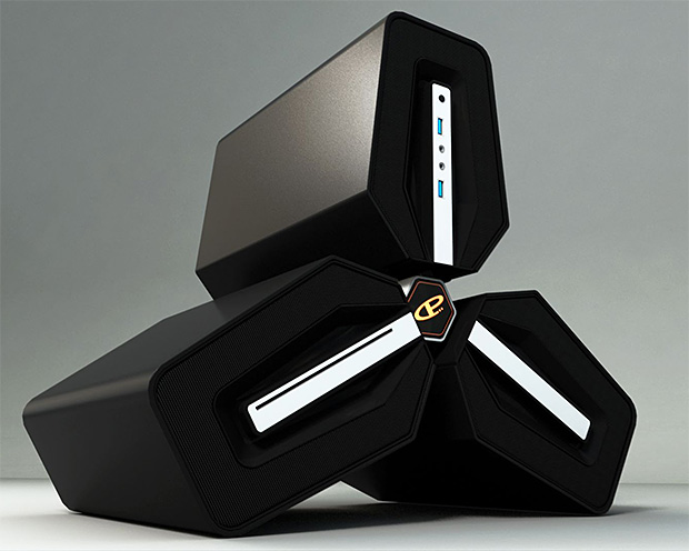 CyberPower Trinity at werd.com