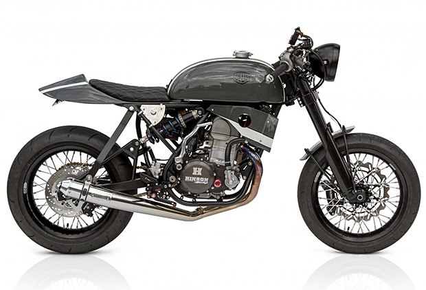 Deus Ex Machina CRF450X Cafe Racer