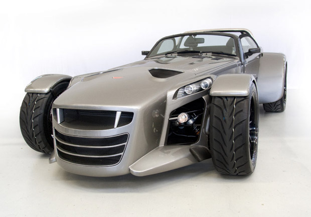 Donkervoort D8 GTO at werd.com