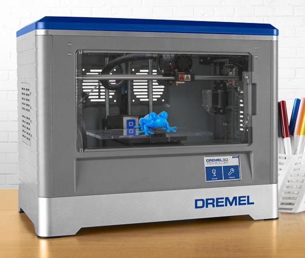 Dremel Idea Builder 3D Printer at werd.com