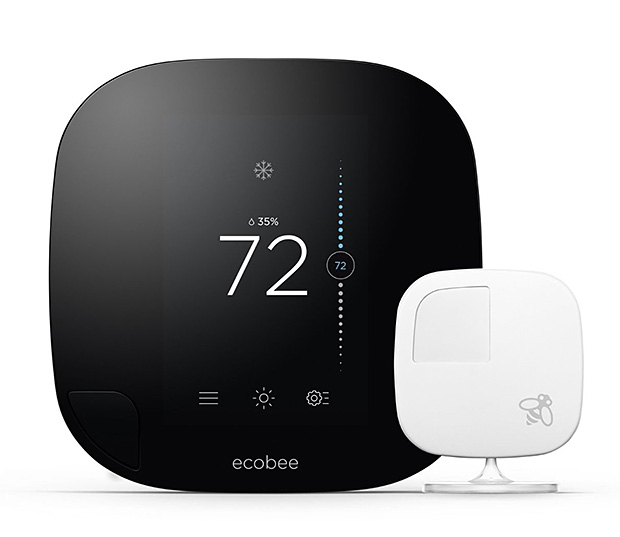Ecobee3 Wi-Fi Thermostat at werd.com