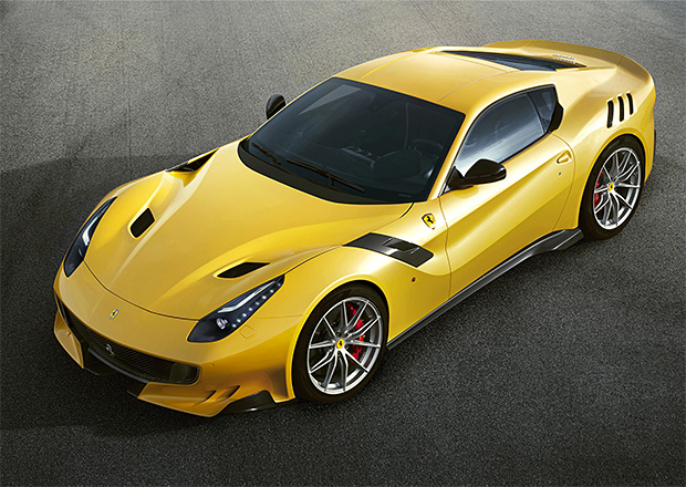 Ferrari F12 TdF at werd.com